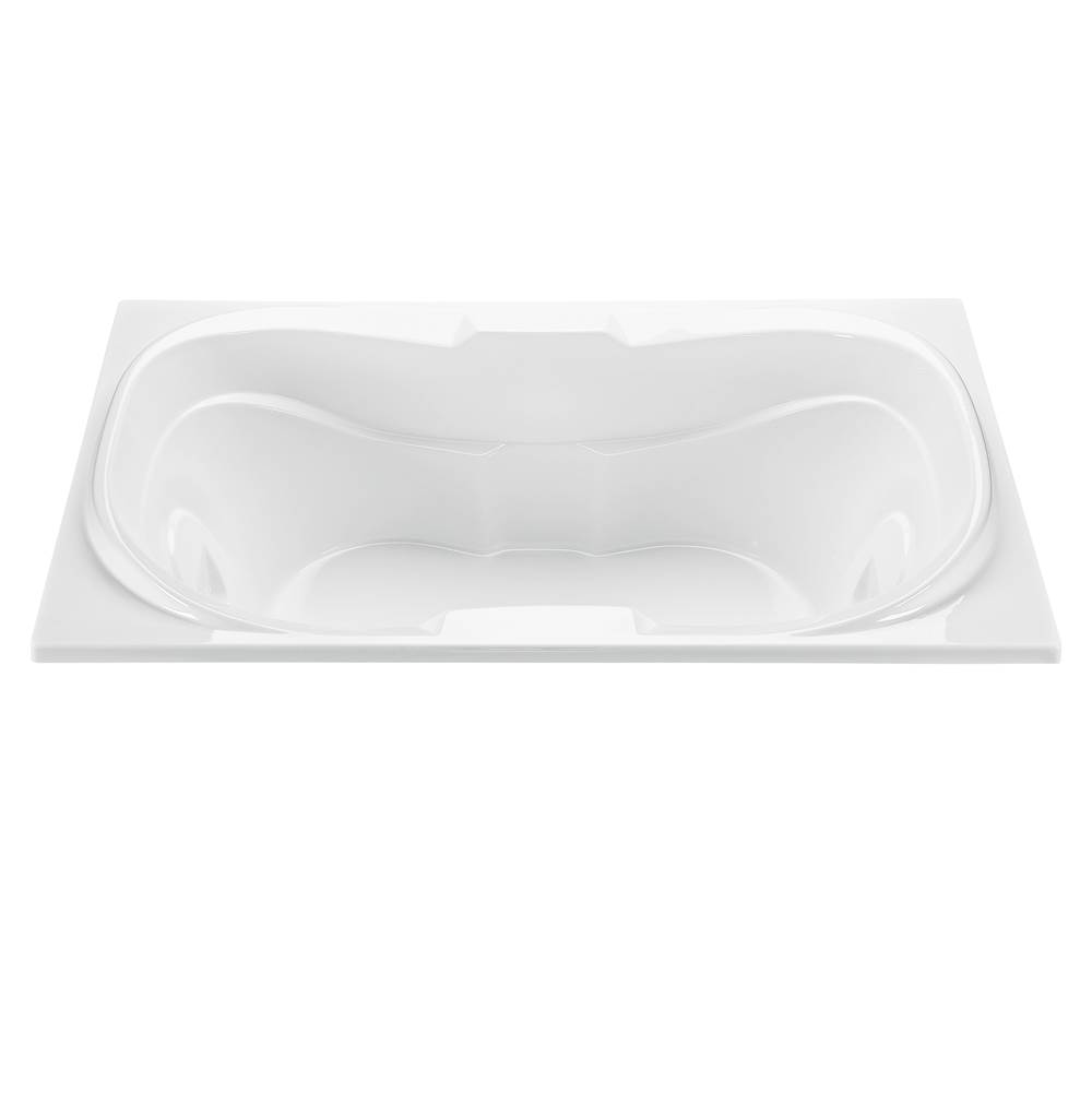 MTI Baths 65X41 BISCUIT STANDARD WHIRLPOOL/AIR BATH COMBO-Tranquility 3