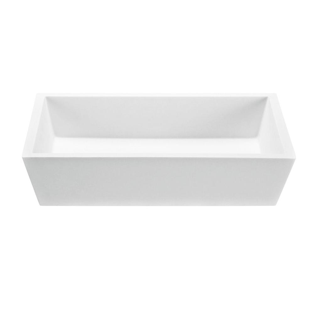 MTI Baths 22X14 GLOSS BISCUIT ESS SINK-PETRA