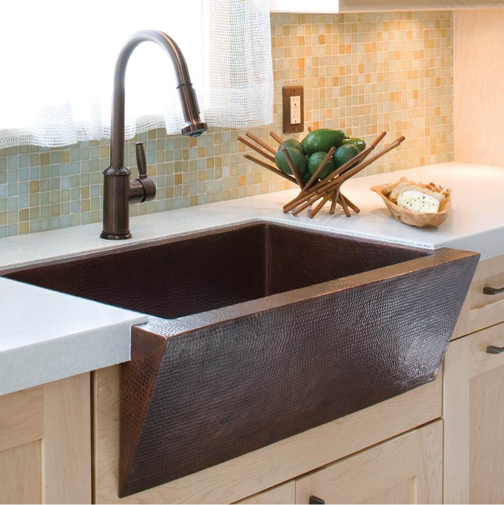 Native Trails Zuma Kitchen SInk in Antique Copper
