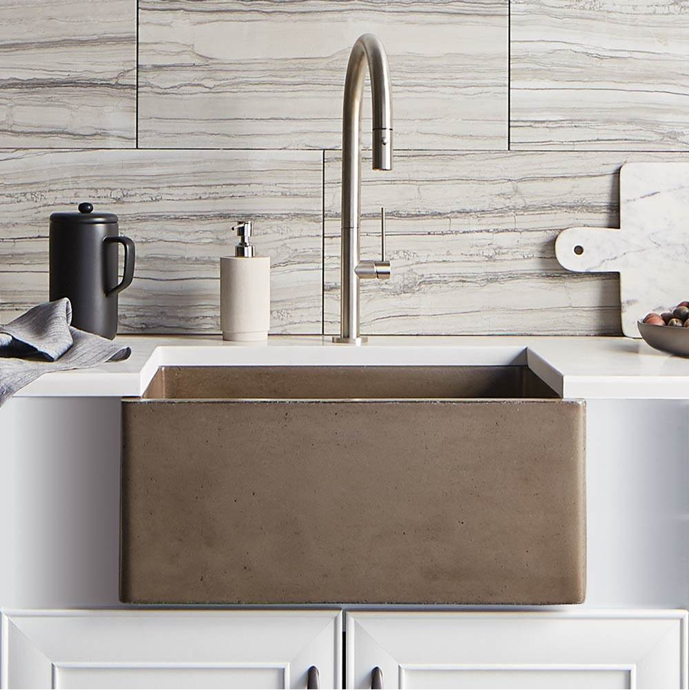 Native Trails Farmhouse 2418 Kitchen Sink in Earth