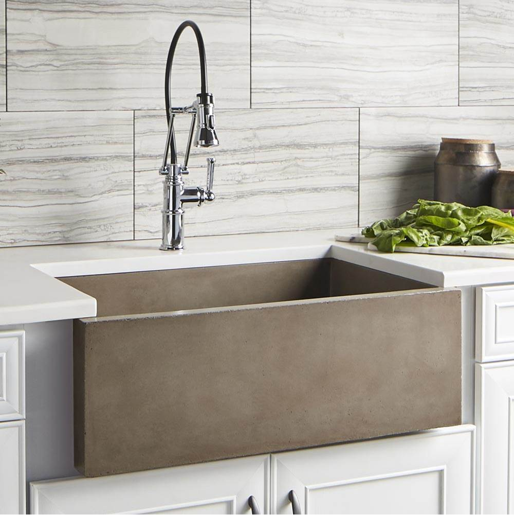 Native Trails Farmhouse 3018 Kitchen Sink in Earth