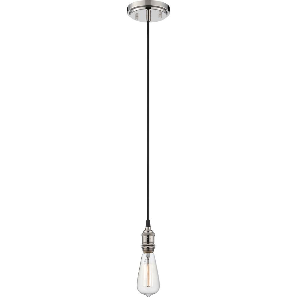 Nuvo Vintage; 1 Light; Pendant; Vintage Lamp Included