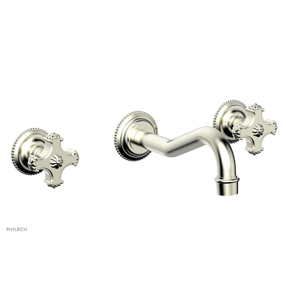 Phylrich MARVELLE Wall Tub Set - Blade Handles 162-56