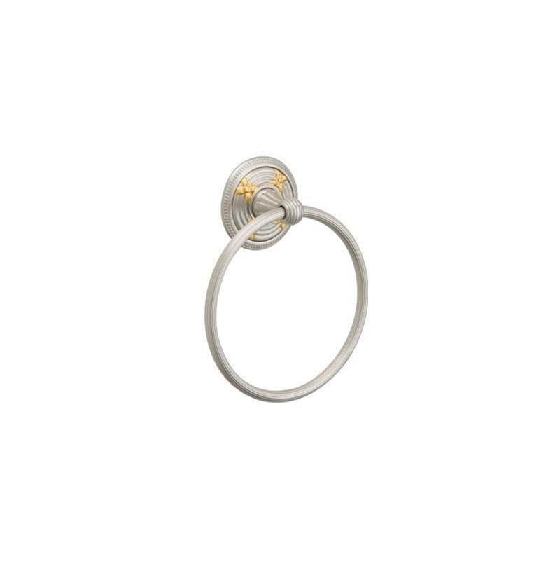 Phylrich RIBBON & REED Towel Ring KR40