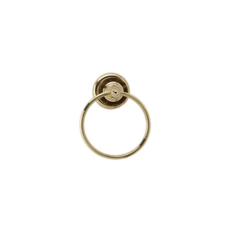 Phylrich VERSAILLES Towel Ring KTB40