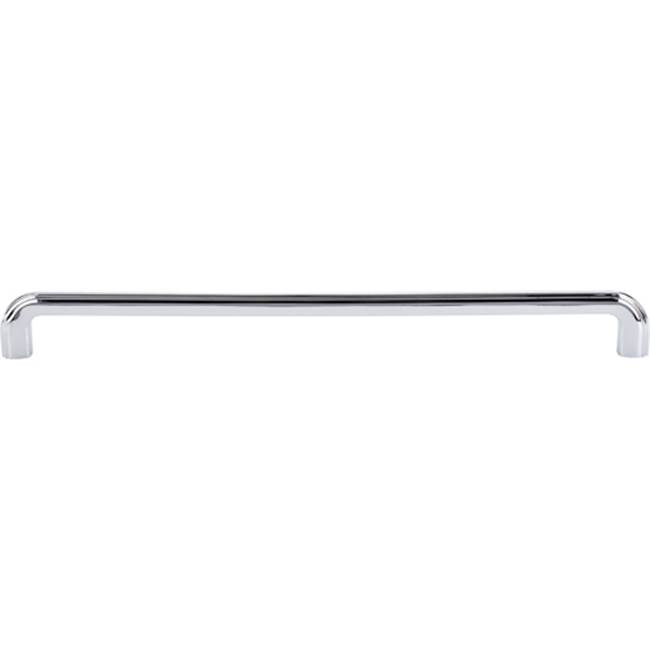 Top Knobs Victoria Falls Pull 12 Inch (c-c) Polished Chrome