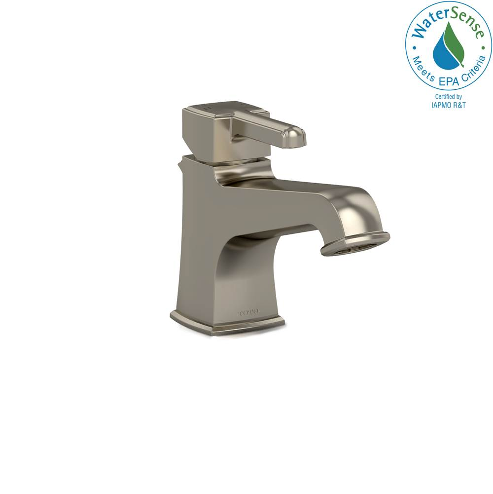 Toto Connelly® Single Handle 1.5 GPM Bathroom Sink Faucet, Brushed Nickel