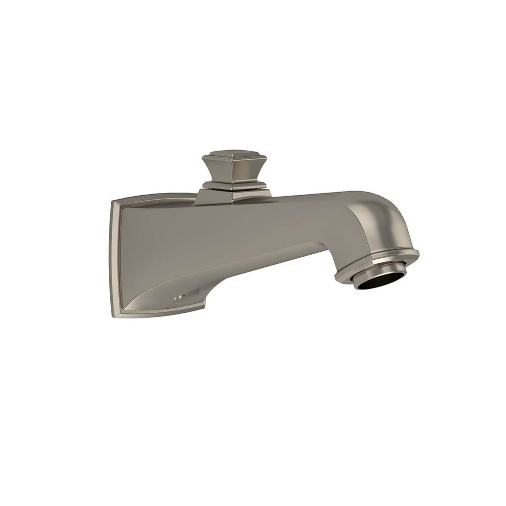Toto Connelly™ Wall Tub Spout with Diverter, Brushed Nickel