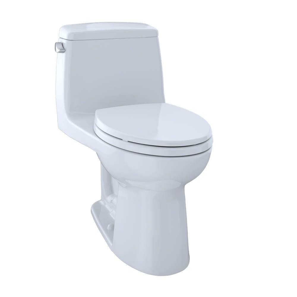 Toto Ultimate® One-Piece Elongated 1.6 GPF Toilet, Cotton White
