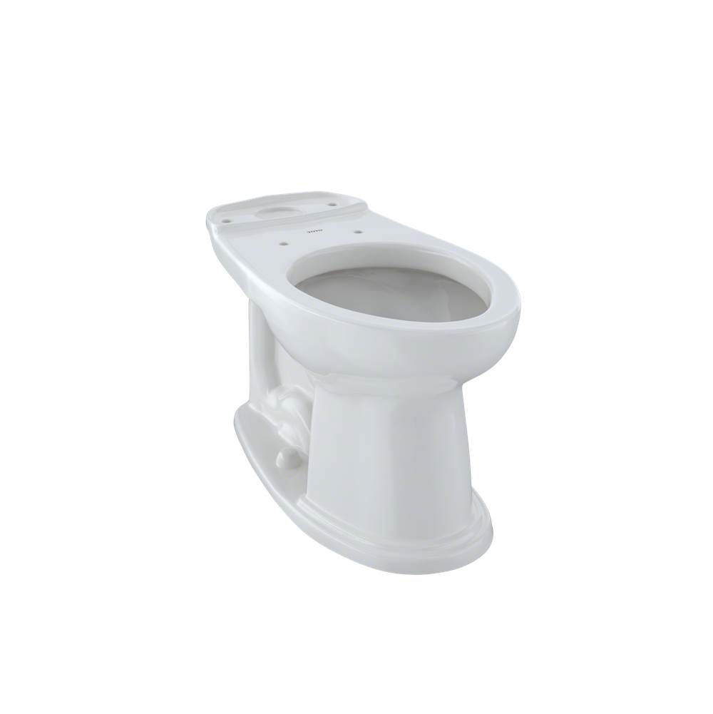 Toto Dartmouth® and Whitney® Universal Height Elongated Toilet Bowl, Colonial White