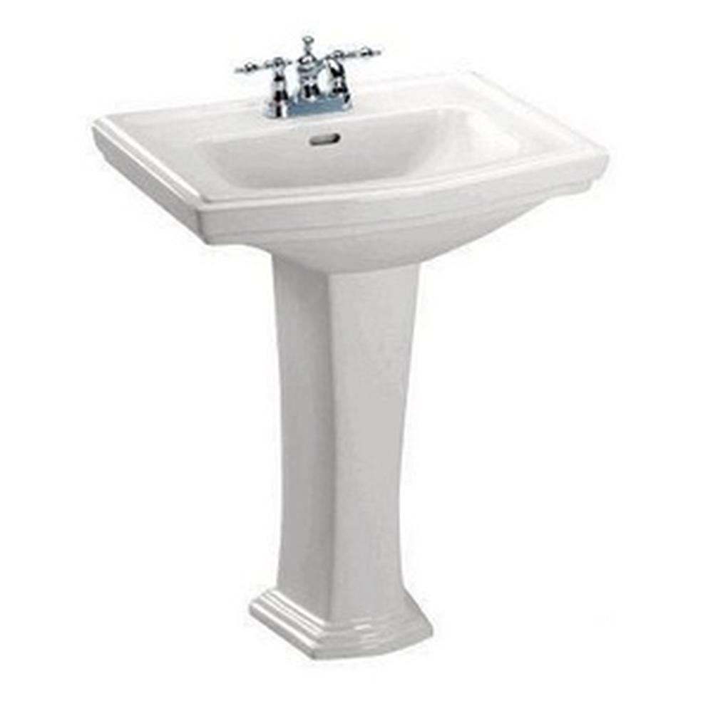 Toto Clayton Pedestal Foot Colonial White