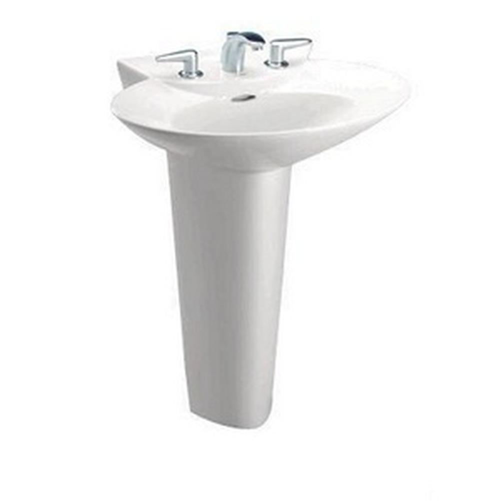 Toto Pacifica Pedestal Foot Colonial White