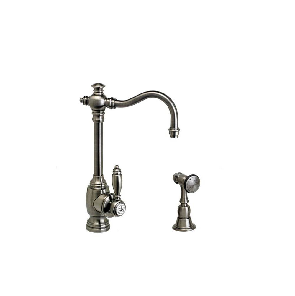 Waterstone Annapolis Prep Faucet W/ Side Spray