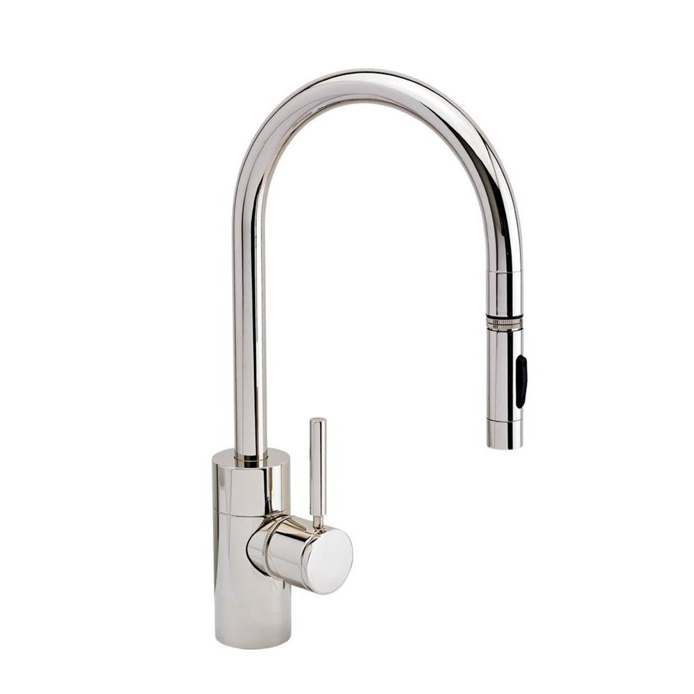 Waterstone Contemporary Plp Pulldown Faucet - Toggle Sprayer